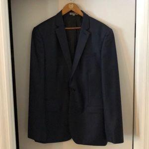 Express sport coat navy size 42L